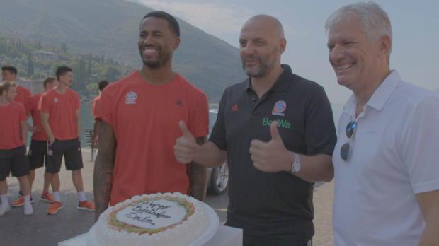 "BBL: FCBB-Coach Djordjevic: ""Titel das Ziel"""