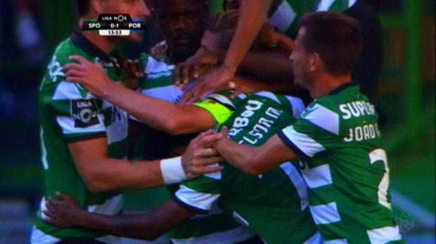 Sporting Lissabon gewinnt Prestige-Duell