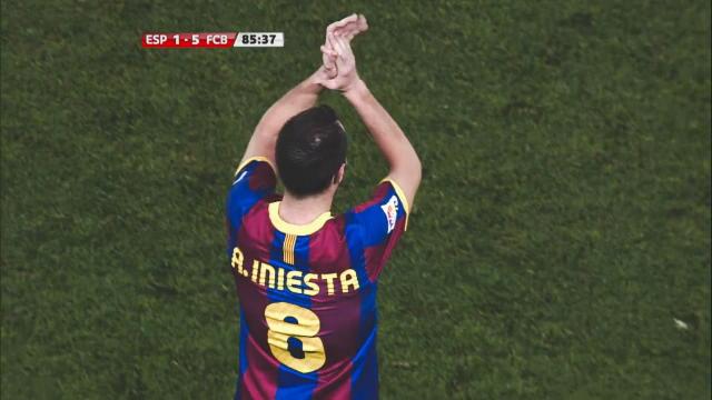 Iniesta's best standing ovations in La Liga Thumbnail