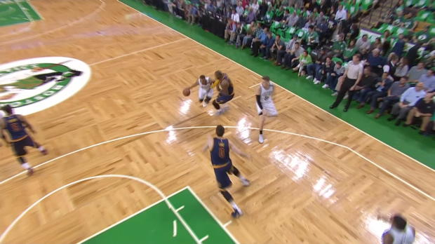 Assist of the Night - Avery Bradley