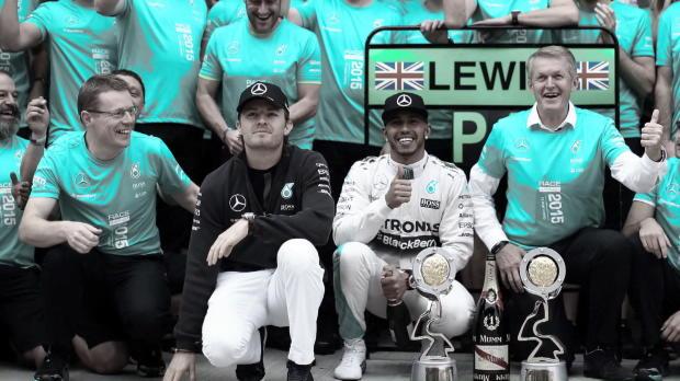 """F1: Rosberg: """"Wir wollen eine Ära prägen"""""""