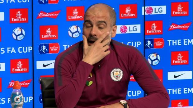 """Guardiola: """"Wichtig, dass Sane wieder spielt"""""""