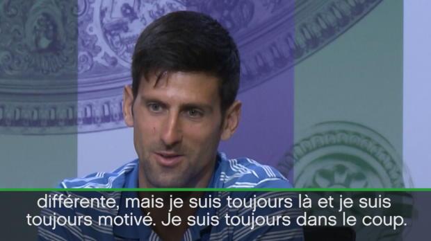 : Wimbledon - Djokovic confiant à la veille du tournoi