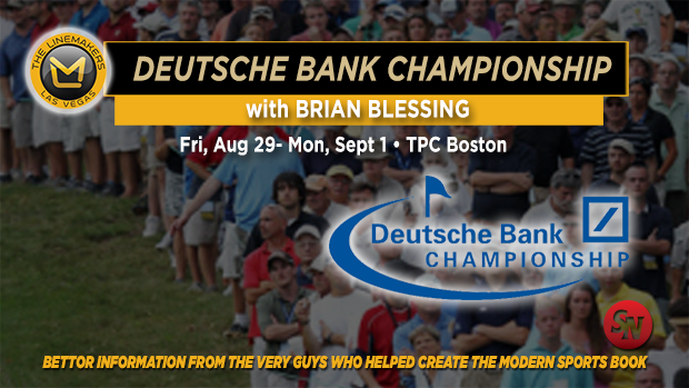 PGA: Deutche Bank Odds