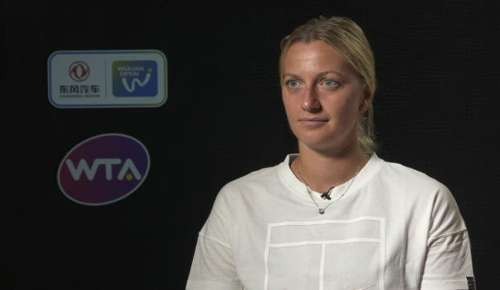 Kvitova Interview: WTA Wuhan QF