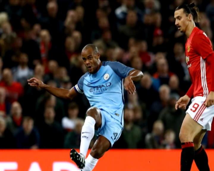 كرة قدم: كأس الرابطة: كومباني خشي على نفسه من الإصابة- غوارديولا