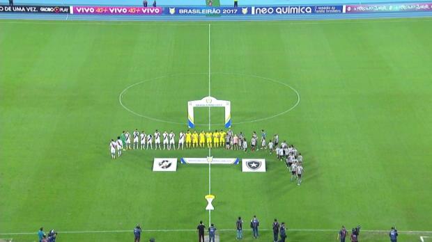 Brasilien: Botafogo hämmert sich zum Sieg