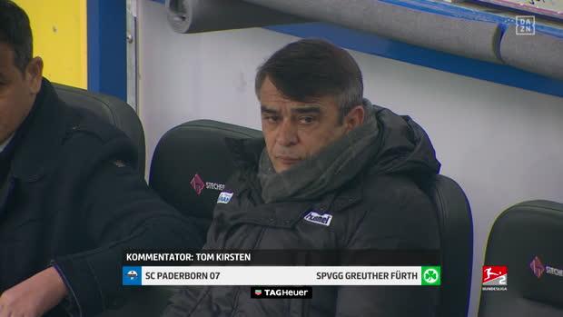 2. Bundesliga: SC Paderborn - SpVgg Greuther Fürth | DAZN Highlights