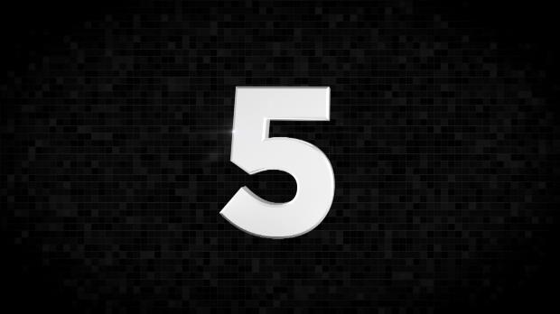 Top 5 Goals - Serie A Round 38