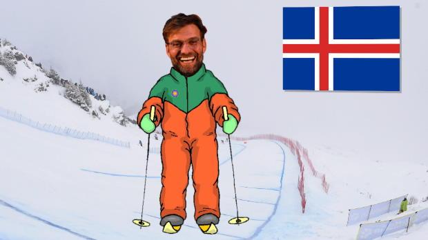 WM 2018: Klopp wünscht Island den Titel