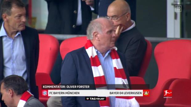 Bundesliga: FC Bayern München - Bayer 04 Leverkusen | DAZN Highlights
