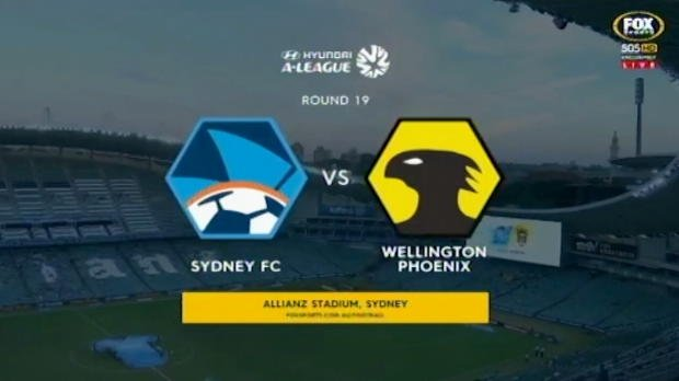 Sydney FC v Phoenix highlights