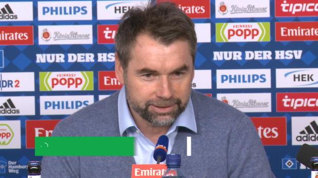 Phrasen-Bingo mit HSV-Trainer Hollerbach