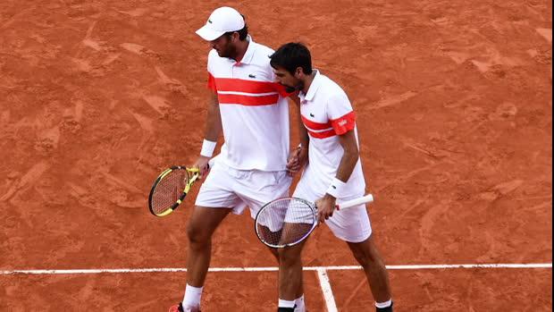 : Roland-Garros - Chardy - 'Une envie d'y retourner pour avoir la coupe'
