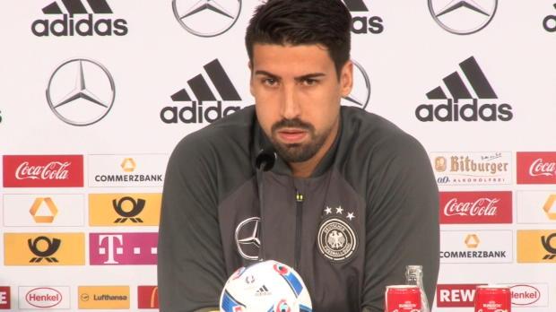 """EM 2016: Khedira: """"Neue Spieler gut auffangen"""""""