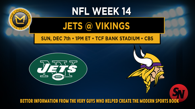 New York Jets @ Minnesota Vikings