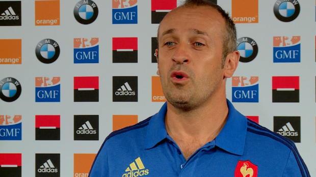 XV de France - PSA - ''Le bilan est positif''