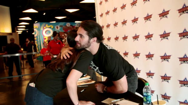 Meet your favorite Superstars during SummerSlam Week
