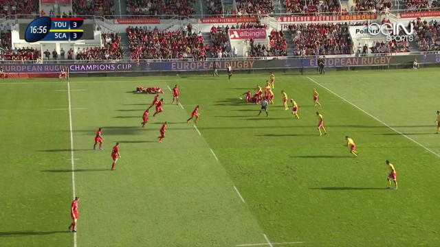 Champions Cup : Toulon 28-18 Scarlets
