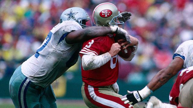 1992 NFC Championship: Cowboys vs. 49ers highlights