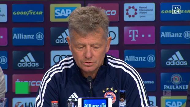 """Hermann: """"Schalke hat sehr gut gespielt"""""""