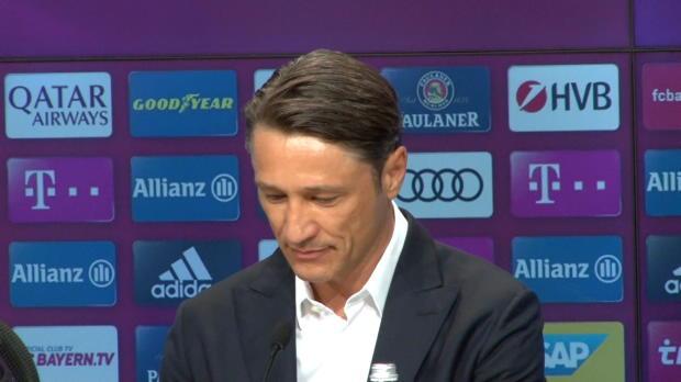FC Bayern: Kovacs erste Worte als Bayern-Trainer