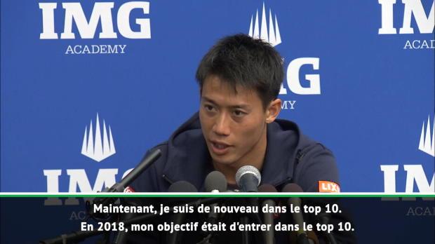 """Basket : Pré-saison - Nishikori - """"Revenir dans le Top 5 en 2019"""""""