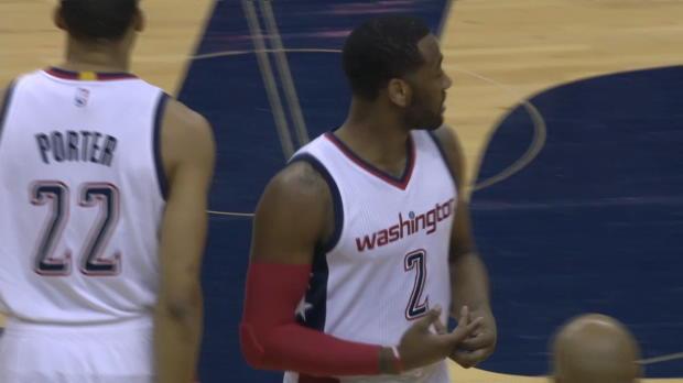 GAME RECAP: Wizards 109, Hawks 101