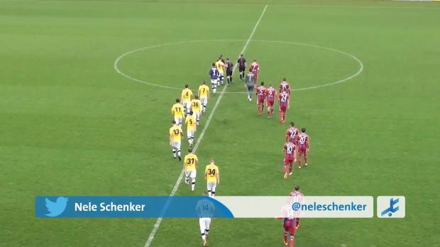 4. Liga: Schweinsteiger und Ribery treffen