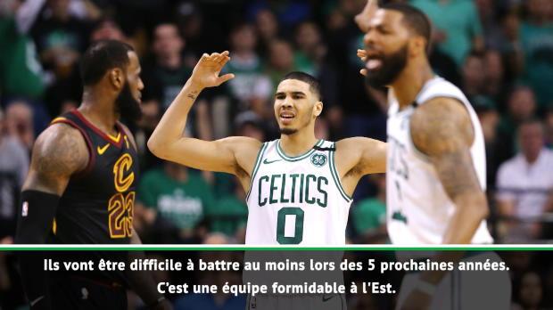 """Basket : Pré-saison - Nash - """"Boston, une équipe fantastique"""""""