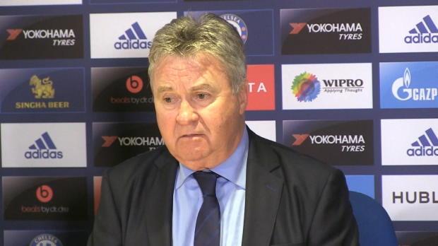 """Hiddink: """"Ranieri hat uns gedankt"""""""