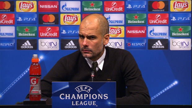 Guardiola: Pleite mit Bayern war schlimmer