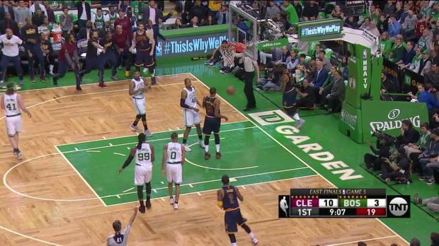 WSC: Highlights: Kyrie Irving (24 points) vs. the Celtics, 5/25/2017
