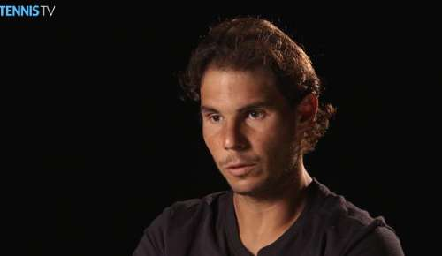 Nadal Interview: ATP Madrid QF