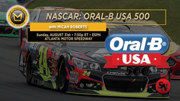 NASCAR Oral B USA 500