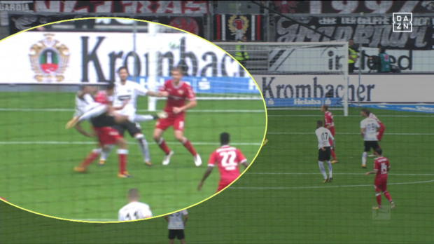 Eintracht Frankfurt - VfB Stuttgart lang