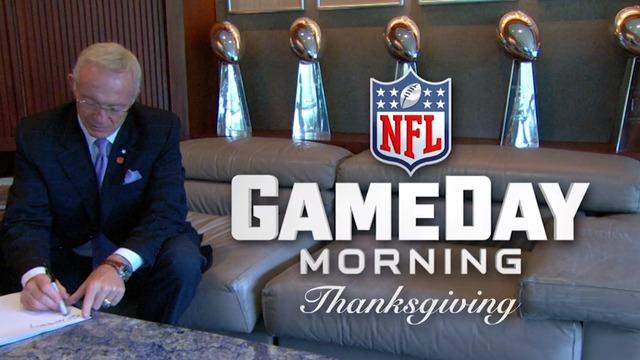 GameDay Morning Thanksgiving Promo