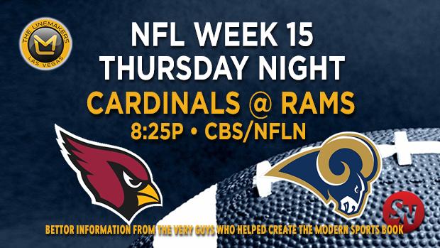 Cardinals @ Rams