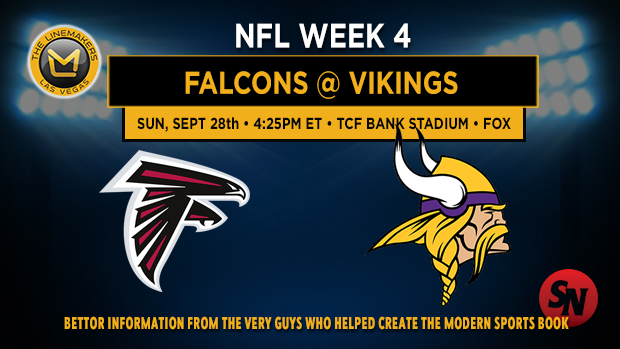 Atlanta Falcons @ Minnesota Vikings