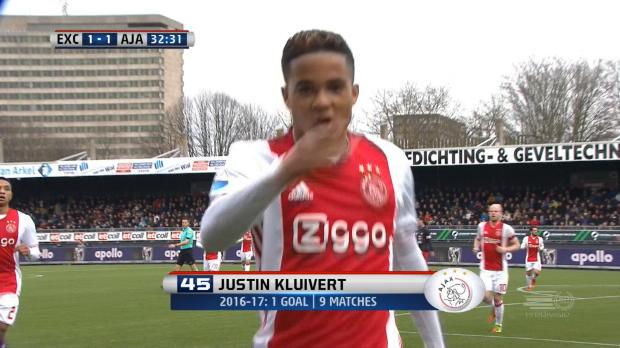 Kluivert-Premiere einziger Lichtblick für Ajax
