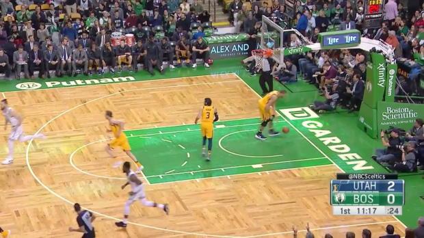 WSC: Kyrie Irving (33 points) Highlights vs. Utah Jazz