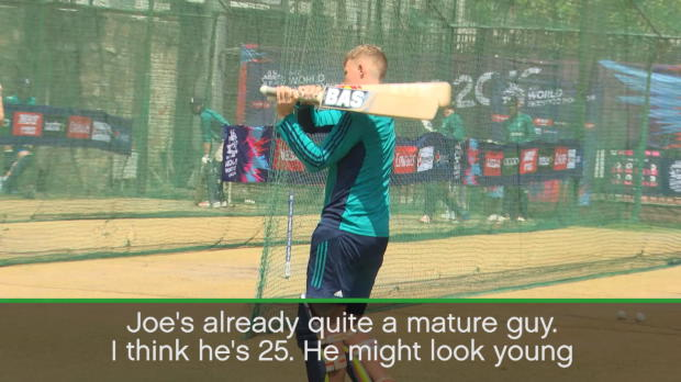Root a 'massive part' of England's future - Anderson
