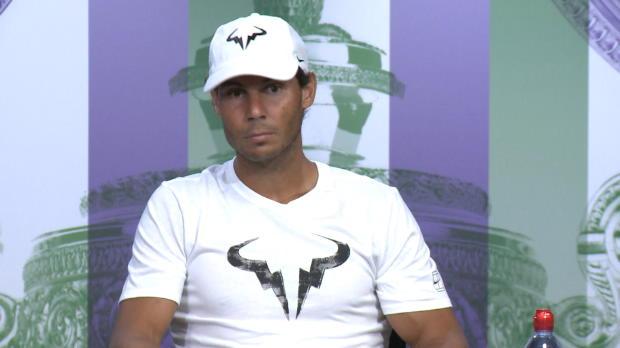 """Nadal: """"Wimbledon immer ein besonderes Turnier"""""""