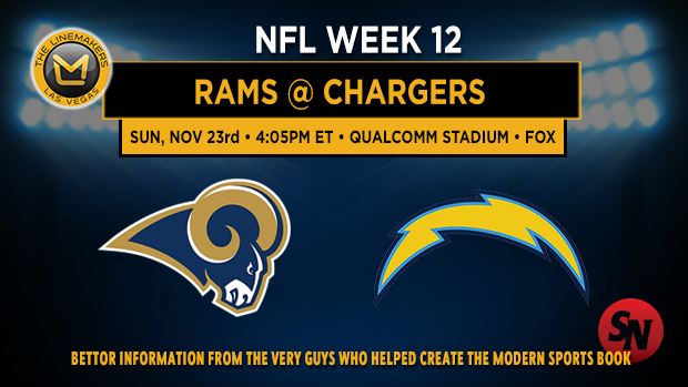 St. Louis Rams @ San Diego Chargers
