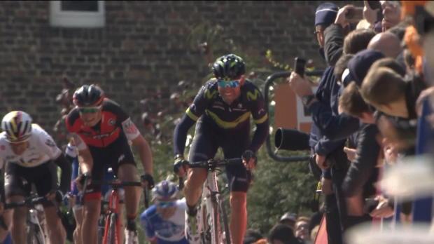 Flecha Valona - Valverde gana su quinta