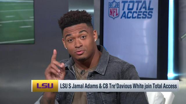 LSU defensive backs Jamal Adams & Tre'Davious White explain why they should be top draft picks