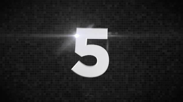 Top 5 Goals - Serie A Round 35
