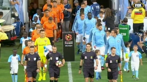 City v Roar highlights