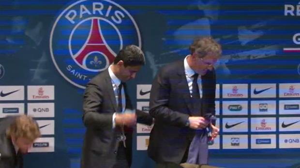 PSG und Laurent Blanc gehen getrennte Wege