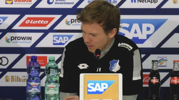 Hier bestätigt Nagelsmann: FCB will Wagner